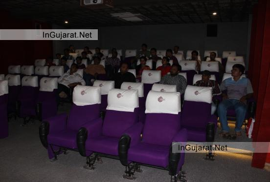 Mini Theatre at Green Leaf Club Rajkot