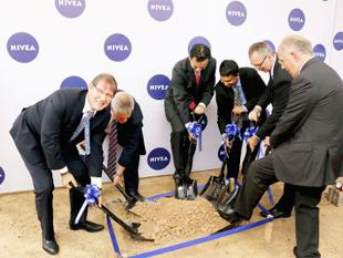 NIVEA will invest 1000 Crores for New Manufacturing Plant in Gujarat near Ahmedabad Sanand GIDC