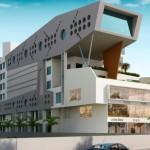 Palladium Business Hub at Motera Ahmedabad by Shyam Developer
