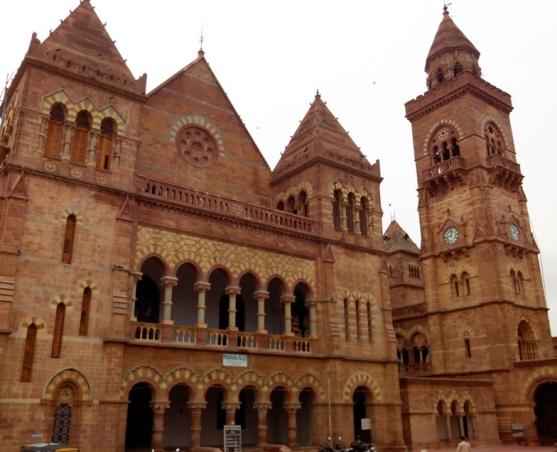 Prag Mahal in Kutch Gujarat  Prag Mahal History