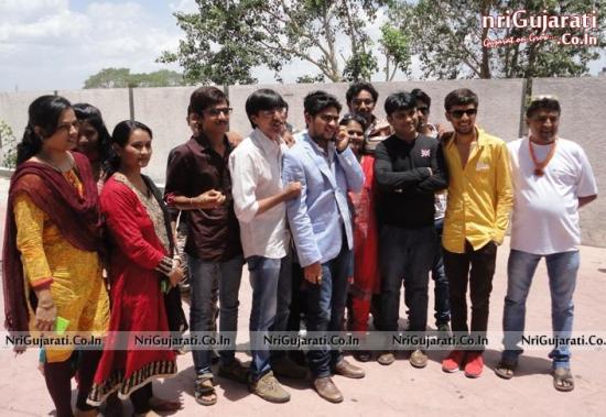 Premiere Show Photos of Gujarati Movie Sathiyo Chalyo Khodaldham