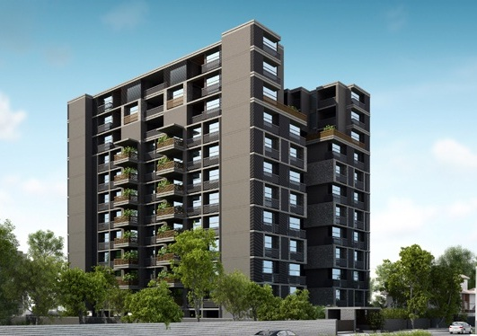 Ratnaakar Caledonia Ahmedabad - 4 & 5 BHK Luxurious Apartments by Nishant Construction Pvt Ltd