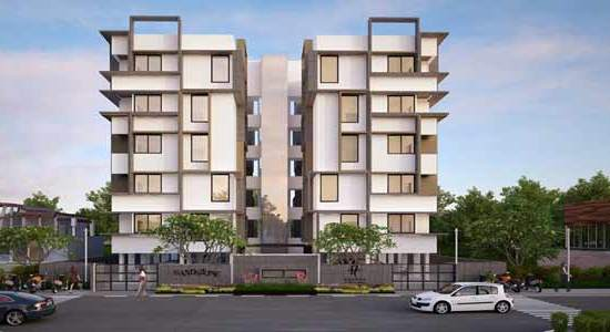 SANDSTONE Ahmedabad - 2 BHK Apartments at Vejalpur Ahmedabad by Rajyash Group