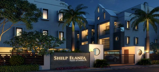 Shilp Elanza Ahmedabad - 4 BHK Independent Houses and Villas at Thaltej Bodakdev by Shilp Developers