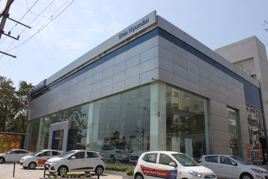 Shiv Hyundai in Rajkot - Shiv Hyundai Dealers in Rajkot Gujarat - Contact