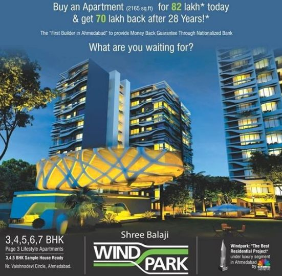 Shree Balaji Wind Park Ahmedabad