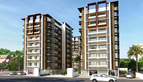 Shukan Heights Ahmedabad - 1 BHK  2 BHK Flats at Vastral by Ahmedabad Shukun Developers