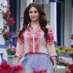 Singham Returns Costume Designer is MANISH MALHOTRA – Kareena Kapoor Dress Designs 2014