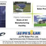 Solar Power Plant in Gujarat by JJ PV Solar – Right Choice for Better Investment.