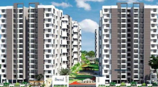 Sorrel Apartment Ahmedabad - 2 & 3 BHK Apartments  4 BHK Penthouses by Applewoods Estate Pvt Ltd
