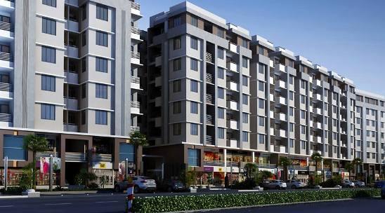 Sugra Paradise Ahmedabad - 1 BHK  2 BHK Luxurious Flats & Shops at Vatva Ahmedabad by Aliraza Corporation