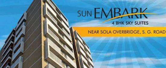 Sun Embark Ahmedabad