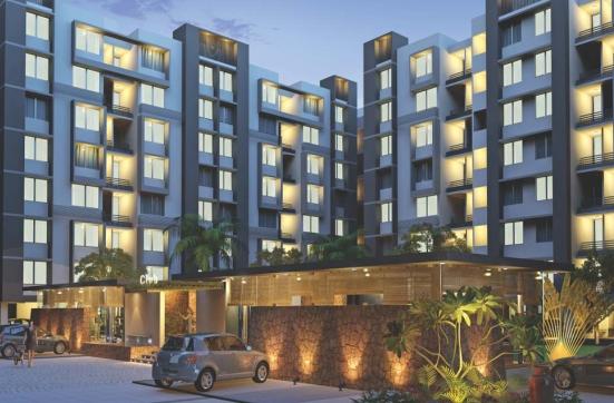 Suryam Elegance Ahmedabad - 2 BHK Apartments at Vastral Ahmedabad by Suryam Developers
