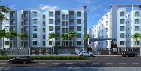 Swagat Blossom Gandhinagar - 2 BHK  3 BHK Apartments at Gandhinagar Ahmedabad by Swagat Infrastructure Ltd