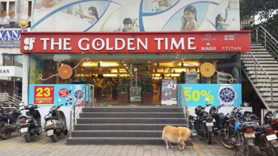 The Golden Time in Surat The Golden Time Watch Shop Surat Gujarat