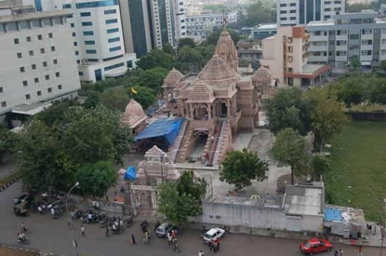 Umiya Dham Mandir in Surat  Umiyadham Temple in Surat Gujarat  Address
