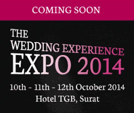 Wedding Expo Bridal Exhibition in Surat 2014 at TGB The Grand Bhagwati by Wee