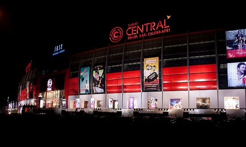 Which is Your Favourite Mall in Surat from List of Famous Shopping Mall in Surat Gujarat