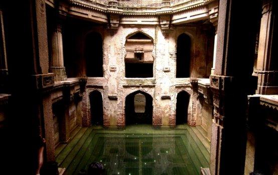 ADALAJ STEPWELL in Gandhinagar Gujarat  Information Photos