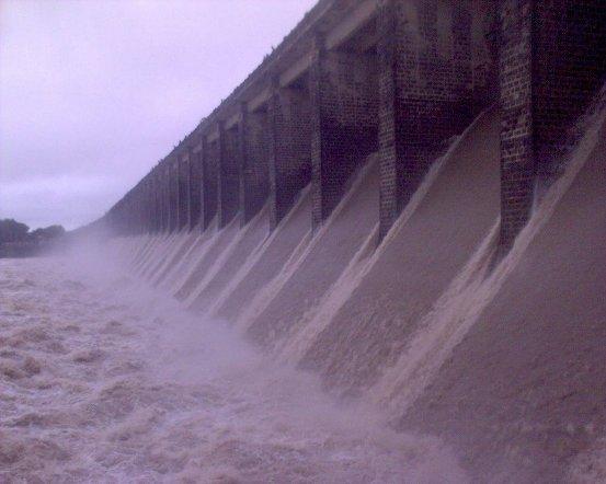 Bhadar Dam Nearby Jetpur Rajkot Gujarat  Details