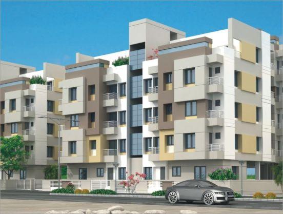 Coral Woods Vadodara 1 BHK  2 BHK Luxurious Flats at Tarsali Road Vadodara by Shilp Realty