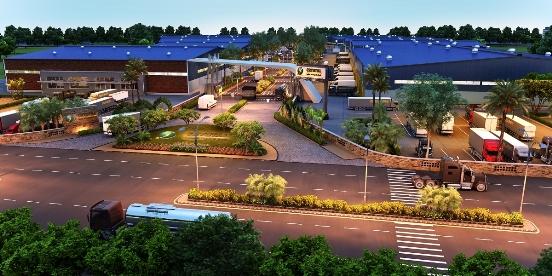 Crystal Indus and Logistics Park Ahmedabad