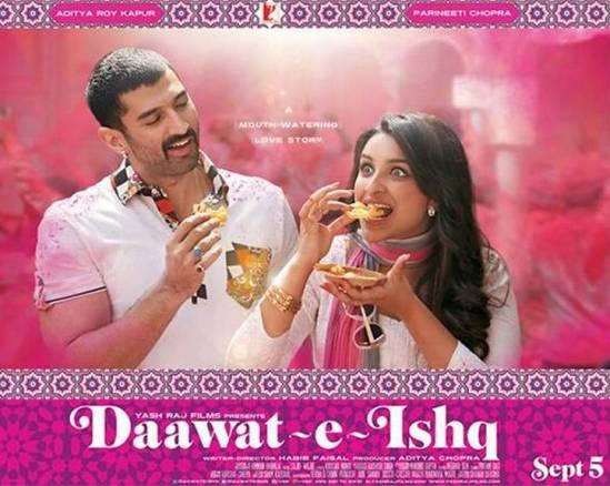 Daawat-e-Ishq Hindi Movie Release Date 2014