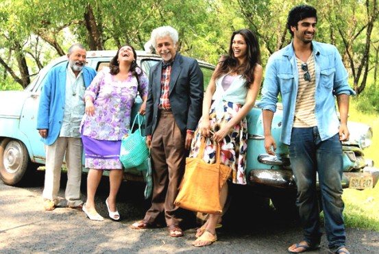 Finding Fanny Movie Trailer 2014 Upcoming Hindi Film Finding Fanny Trailer Release Date