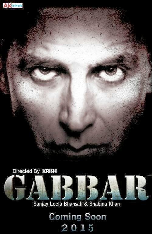 Gabbar Hindi Movie Release Date 2015
