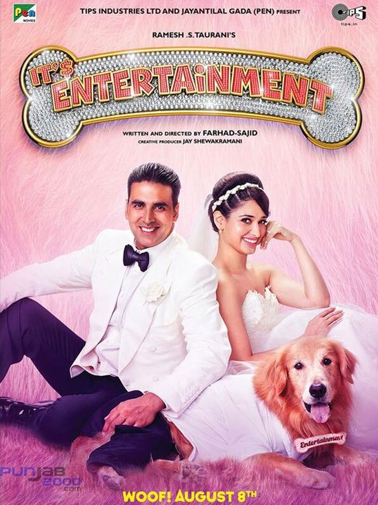 Its Entertainment Hindi Movie Release Date 2014