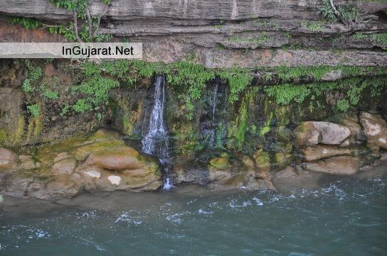 Jamvala Waterfall Photos Images at Gir Gadhada Junagadh