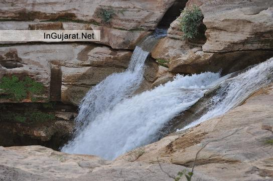 Jamvala Waterfall Photos at Gir Gadhada