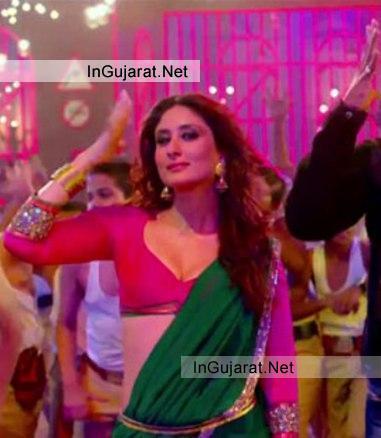Kareena Kapoor Cleavage in Singham Returns Movie - Latest Hot Photos 2014.jpg