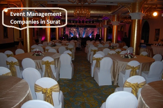 List of Event Management Companies in Surat Gujarat