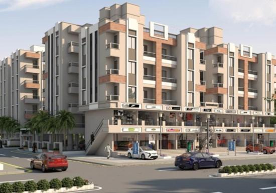 Madhuram Flats Vadodara 2 BHK Luxurious Flats at Gorwa Karodiya Road Vadodara