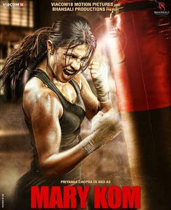 Mary Kom Hindi Movie Release Date 2014