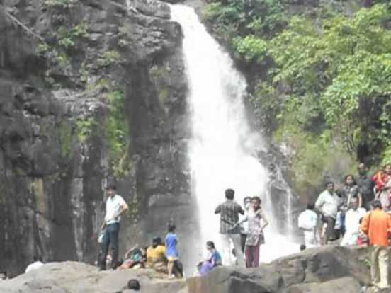 Ninai Waterfall Sagai Village in Dediapada Vadodara Gujarat - Address - Location - Distance
