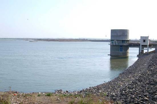 Nyari Dam Rajkot City