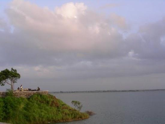 Nyari Dam in Rajkot Gujarat