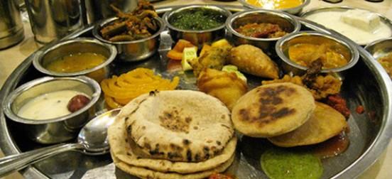 PATEL VIHAR Restaurant & Paratha House at Rajkot Gujarat