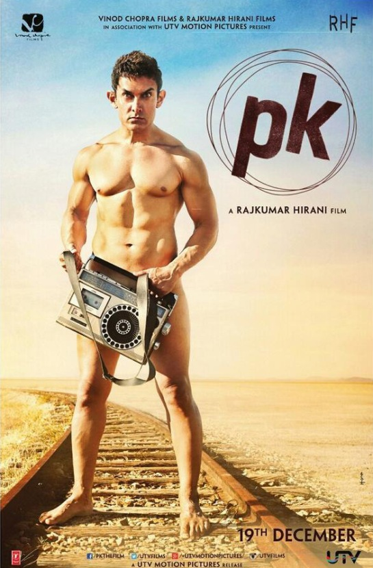 PK Hindi Movie Release Date 2014