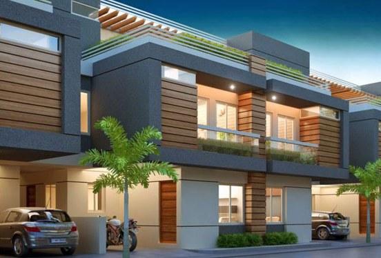 Park Residency in Vadodara by Accord Developer - 3 BHK Duplex  4 BHK & 5 BHK Bungalows  Open Plots