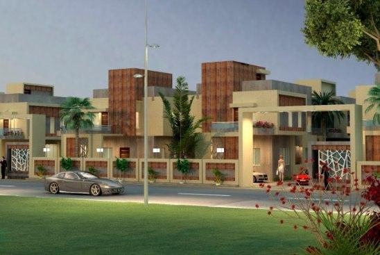Radhe Residency in Vadodara 3 BHK  5 BHK Luxurious Villas at Gotri Vadodara