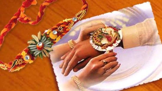 Raksha Bandhan Muhurat 2014 in Gujarat India - Rakhi Shubh Muhurat Time to Tie Rakhi