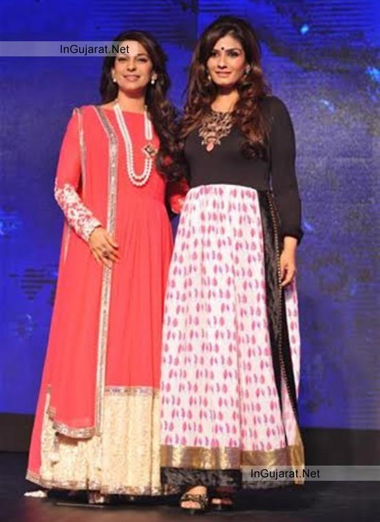 Raveena Tandon and Juhi Chawla at SONYPAL launch event