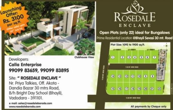 Rosedale Enclave Vadodara