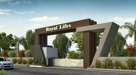 Royal Lifes in Vadodara - 3 BHK  4 BHK Duplex and Open Plots at Ajwa Nimeta Road Vadodara