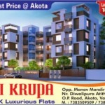 Sai Krupa Apartments in Vadodara – 2 BHK Luxurious Flats at Akota Vadodara