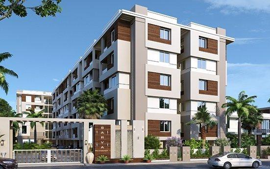 Sarva Residency 1 in Vadodara by Sarva Developers