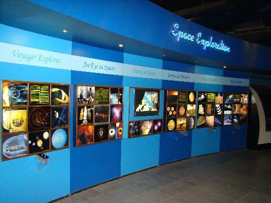 Science City Ahmedabad HALL OF SCIENCE & HALL OF SPACE